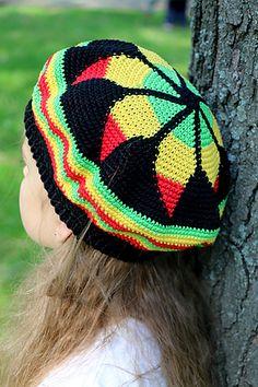Ravelry: catrionaobrian's Rastaman hat