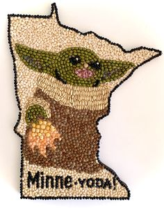 STAFF PICK: TOP 10 PICK! (Class 2 - Amateur) Thanks to this crop art entry from Julie W. of Newport, Minn. Minnesota State Fair, Newport, Day