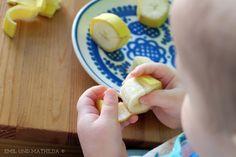 Emil und Mathilda: Küchenaktivitäten von 1-4 Jahren