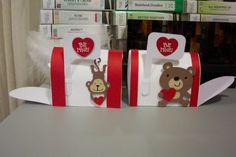I used tags bags boxes and more 2, a 12x24 mat, I cut the mailbox at 9inches.  the teddy bear and the money are from create a critter 2 and are cut 3.25 inches.