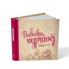 Skvělý dárek pro vaši babičku, který zaručeně potěší. Kniha pro zaznamenávání vzpomínek od dětství po současnost. Bestseller posledních let. Objednejte ještě dnes.
