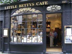 Betty's Tearooms, York