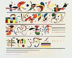 Wassily Kandinsky - Succession, 1935