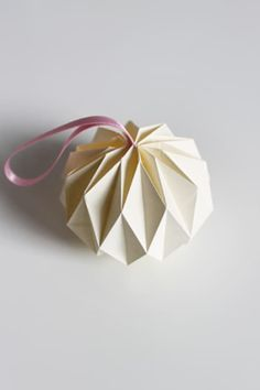 Handmade Holiday: 14 DIY Origami Ornaments — From the Archives: Greatest Hits                                                                                                                                                                                 More
