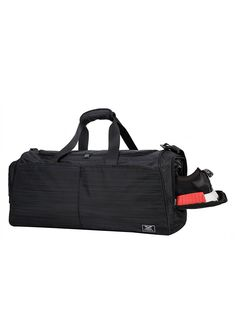 Forest Painting Gym Sports Small Duffel Bag for Men and Women with Shoes Compartment