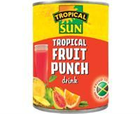Great mix of tropical flavours to make a delicious tropical Fruit Punch.