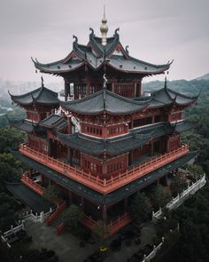 Marvelous Asian Cities By Tristan Zhou - Architecture Architecture Du Japon, Art And Architecture, Architecture Wallpaper, Aesthetic Japan, City Aesthetic, Places To Travel, Places To Visit, Japanese Buildings, Japon Illustration
