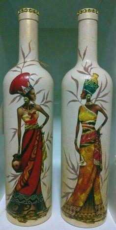 130 Ideas De Africanas Africanas Artesanía Con Papel Manualidades