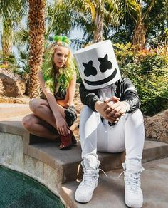 Dj Alan Walker, Marshmello Dj, My Best Friend, Best Friends, Itslopez, Best Dj, Electronic Music, Cute Wallpapers, Edm