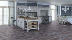 Furniture, Kitchen Island, Home, Vinyl, Table, Kitchen, Linoleum