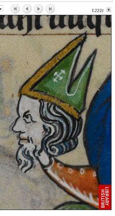 1320 Maastrichter Stundenbuch f222r