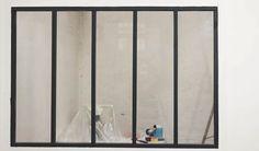 Tutoriel pour fabriquer une verrière en bois pas chère et design - 18h39.fr Projects, House, Painting, Inspiration, Home Decor, Design, Decoration, Diy Ideas For Home, Log Projects