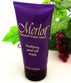 Merlot Peel Off Mask