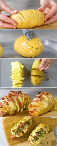A MELHOR BATATA DO MUNDO! | Receita completa passo a passo #batata Cooking Time, Cooking Recipes, Good Food, Yummy Food, I Foods, Easy Meals, Food Porn, Food And Drink, Tasty