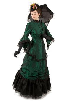 Hey, diesen tollen Etsy-Artikel fand ich bei https://www.etsy.com/de/listing/226983855/corinna-victorian-fancy-dress
