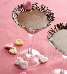 Sweetheart Chocolate Martini