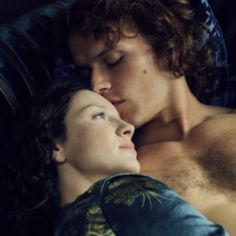 """lindseyylu17 said: God I love the scene in 'The Reckoning' where Claire goes head to head with Jamie. The whole """"You think I'm your property"""" speech and then his thoughts about forgiving her are just..."""