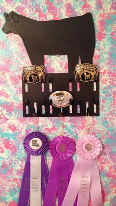 6 Belt Buckle Display Rack for Livestock Rodeo FFA and Rodeo Competitors Stock Show Awards Dog Show Show Cows, Dog Show, Belt Buckle Display, Rodeo Belt Buckles, Show Steers, Ribbon Display, Award Display, Showing Livestock, Livestock Judging