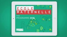 École maternelle - Programme 2015