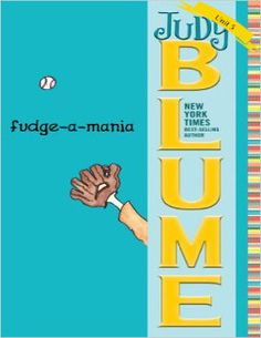 What grade level is judy blume books