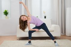 Stretching Exercises For Kids - Exercise 5