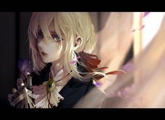 Violet Evergarden Tapestry Art Wall Hanging Cover Home Decor Violet Evergreen, Korean Art, Cool Animations, Hanging Wall Art, Portrait, Best Funny Pictures, Anime Art, Tapestry, Deviantart