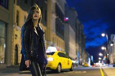 "https://flic.kr/p/wB6kwZ | DASHA| ""Walk with girls"". Street portrait photoghrapher. Night Moscow city."