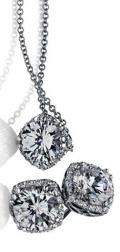 "#Tacori ""Dantela"" Fine Jewelry collection.  ♥✤ | KeepSmiling | BeStayClassy"