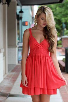 ShopDressUp.com Shop Dress Up, My Fair Lady, Girl Closet, Orange Dress, Dress To Impress, Hot Girls, Cute Outfits, Fancy, Summer Dresses