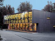 Betrix  Consolascio - Media Library, Kusnacht 2001