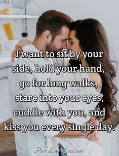 Pure Love Quotes, Cheesy Love Quotes, Beautiful Love Quotes, Romantic Love Quotes, Romantic Gifts, Long Love Paragraphs, Cute Couple Sleeping, Walking Quotes, I Want To Cuddle