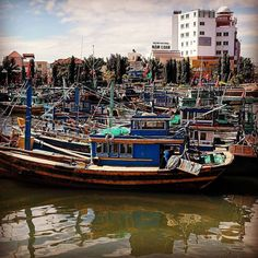 Fishing boats in Vietnam.  #instagram #instagrammers #igers #TagsForLikes #instalove #instamood #instagood #followme #follow #comment #shoutout #photography #vietnam #androidography #filter #filters #hipster #contests #photo #ig #igaddict #photooftheday #insta #picoftheday #bestoftheday #instadaily #instafamous #popularpage #popular