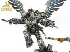 Corvus Corax, Primarch of the Raven Guard :)  https://cdn3.bigcommerce.com/s-91vl4/products/1741/images/9790/corvus_corax_primarch_of_the_raven_guard_gold_p.dean_as6__18312.1469021297.1200.900.JPG?c=2