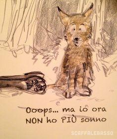 Ululò il lupetto che non vuole andare a letto /Lupi solo lupi. Il tema del primo incontro dei...   SCAFFALE BASSO
