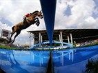 Eventing Horses Pass Inspection - Equestrian Slideshows | NBC Olympics