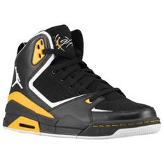 Jordan SC-2 - Men's - Basketball - Shoes - Black/White/University Gold/White