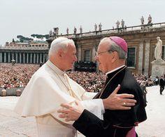 Audiencia con Juan Pablo II, en la beatificación del fundador del Opus Dei | Flickr - Photo Sharing!