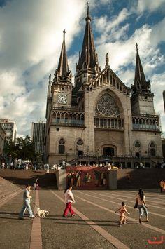 Catedral  de Manizales #colombia