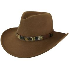 84fa87ba96c931 Upland Western Hat is a great hat for any waterfowl enthusiast. This 100%  wool