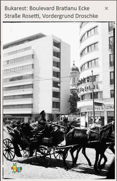 Let's have an overview of European architecture from interwar period ( early modernism, art deco, rationalism, constructivism, expresionism. Old Pictures, Old Photos, Capital Of Romania, Interwar Period, Little Paris, Bucharest Romania, Timeline Photos, Places To Visit, City
