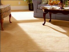 Our residue free hot water extraction cleaning method is recommended by carpet manufacturers. We extract all the dirt, sand, grit and grime from your carpet using a high powered patented six inch overlap carpet cleaning process and a residue free cleaning solution.