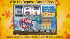 Island Hoppers FREE No Deposit Bonus & WGT Casino Games