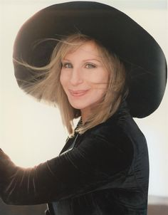 Barbra Streisand the way we