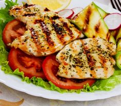 Heart healthy recipes with chicken