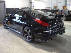 Nissan 350Z NISMO Black
