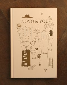 Novo and You / Tattoo and Photography.  ISBN: 978-89-969508-1-3  size: 15.5 x 23.3 (cm)  pages: 176  author: NOVO  YOU  published in 2012.11    Cover Illustrations and edited by  Circus boy band