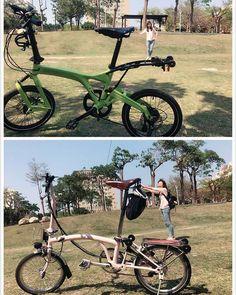兒童節快樂 Happy Children's Day (Taiwan HongKong) ... #Brompton #BIKEgang #BromptonSociety #BromptonMODs #BromptonLife #MyBrompton #BromptonBicycle #Birdybike #BIKEgangSG #BirdyGlobalCommunity #birdymods #pacificcycles #birdyfoldingbike #birdy3