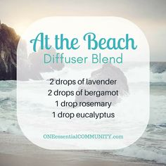 Best Summer Esssential Oil Diffuser Blends with FREE PRINTABLE-- recipes that smell like the beach, lemonade, a summer hike, time at the lake, a chilled mojito, a sea breeze, and more! #Essentialoilrecipes