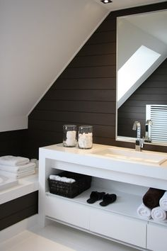 #Inspiration - #Bain - #Bathroom - #Nordique - #Scandinave - #Nordic - #Scandinavian - #Decoration