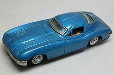 Vintage CHEVROLET CORVETTE STINGRAY / BANDAI JAPAN / Friction Tin Toy  $129.90Approx NOK1,082.23